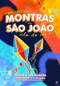 Montras de São João